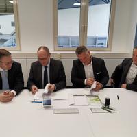 Kooperationsvertrag KISA-SDC